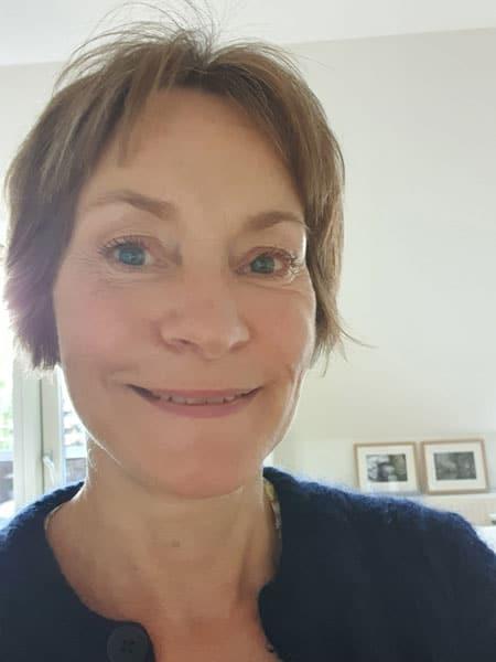 Dorte-Linde-Jarding deltager FRIT FLOW FORLØB