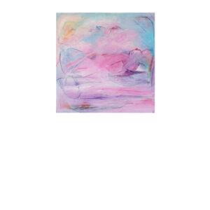 Den healende hånd kunstmaleri
