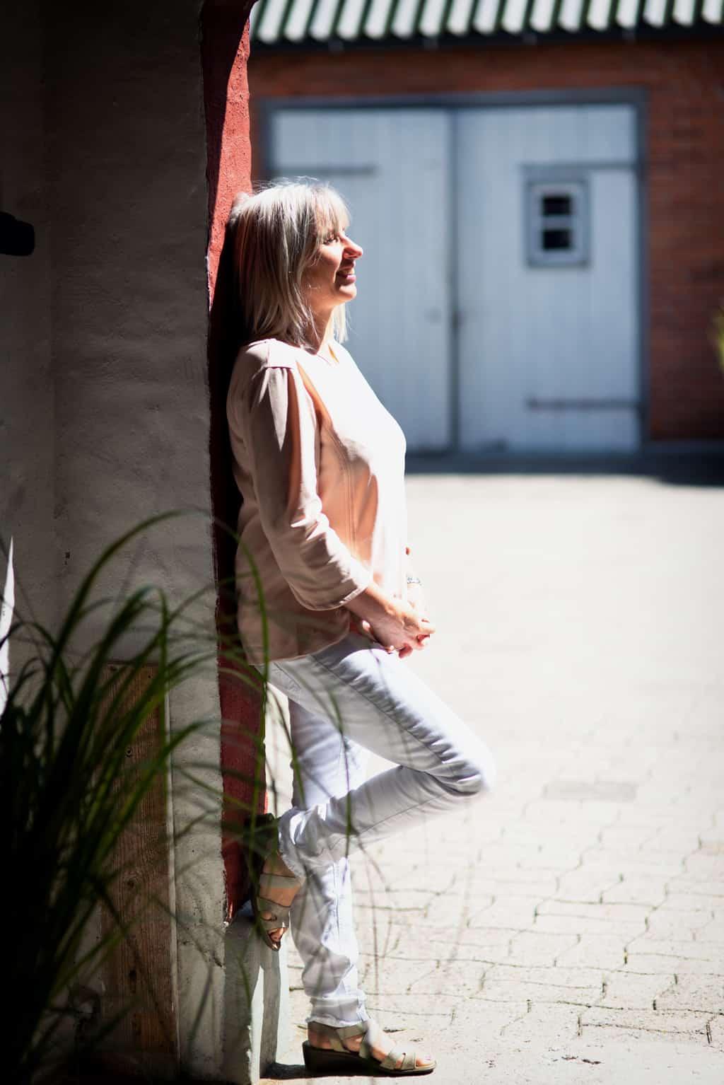 Christa i sollys