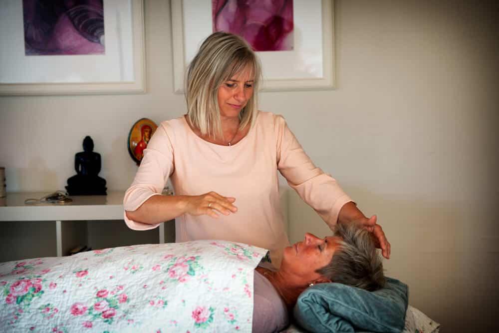Christa Bundgaard Healer person