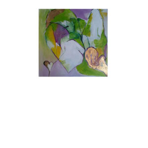 Hjerte Chakra Kunstmaleri