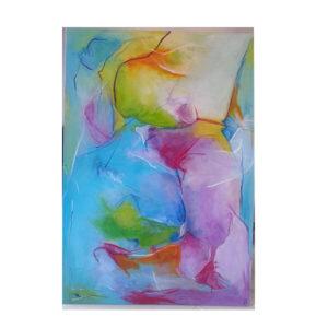 Kvindelighed maleri